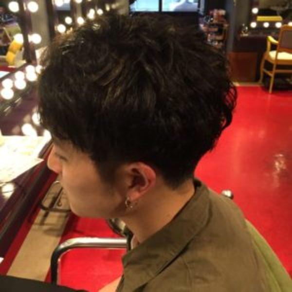 桜新町店 カット&カラー
