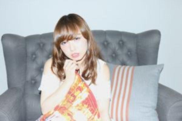 桜新町で髪に優しい低温デジタルパーマ