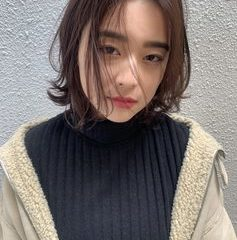 春キュン🌸外ハネstyle