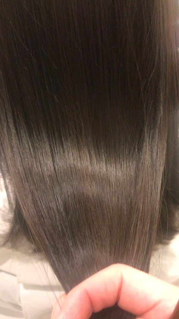 髪質改善 酸熱トリートメント!